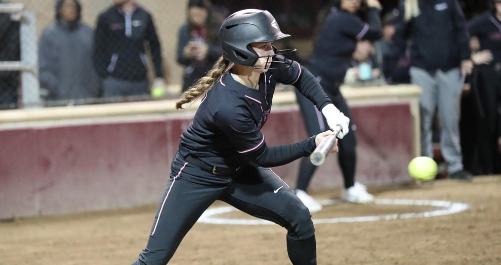 Conference Play Opens at BYU for Softball Friday