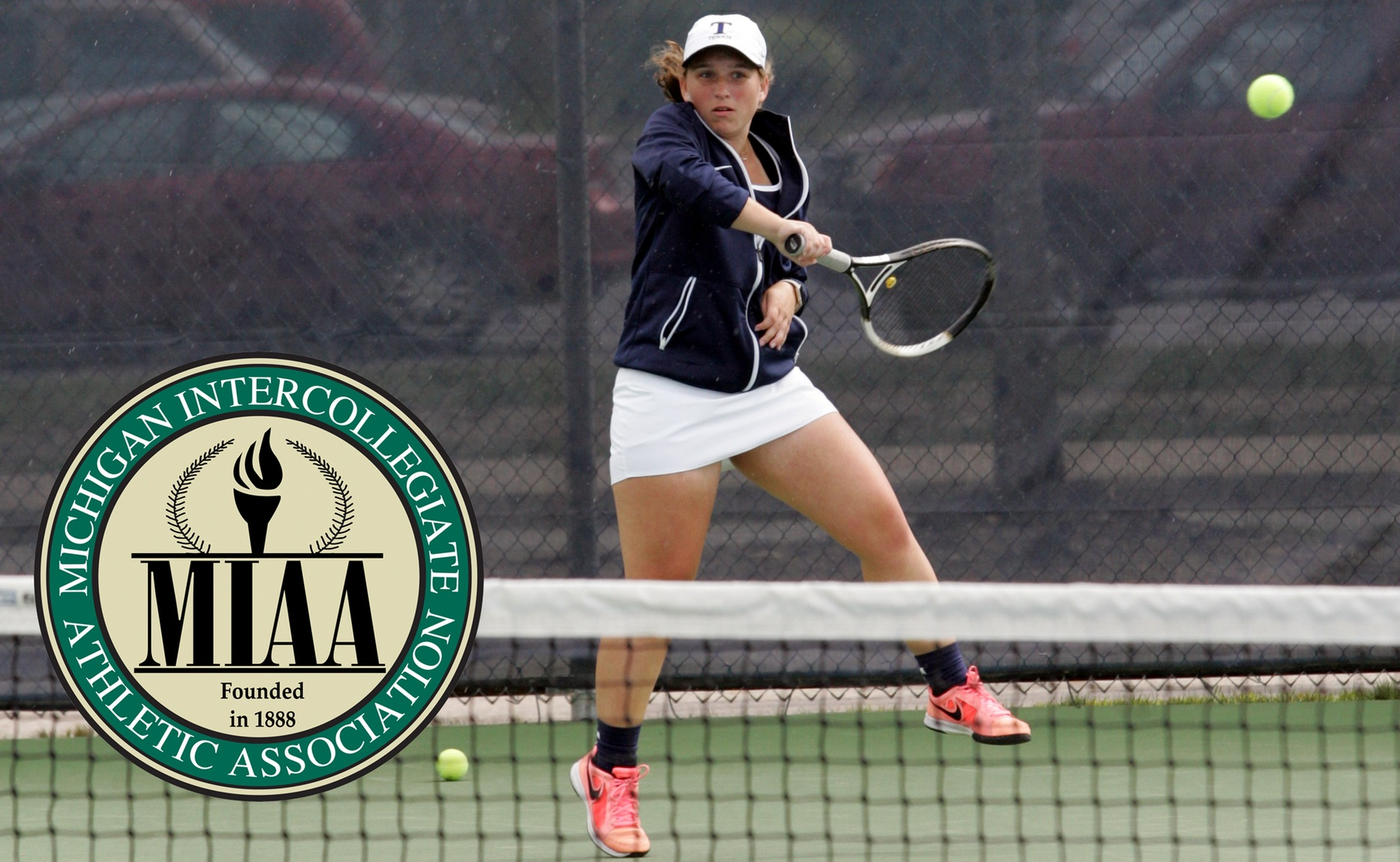 Braun Named MIAA Tennis Athlete of the Week