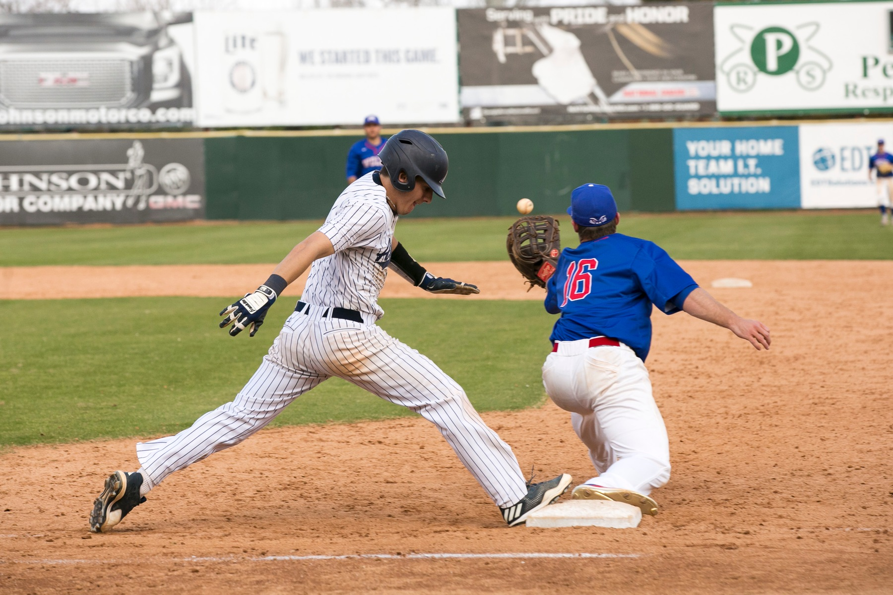 Augusta Drops Doubleheader At Catawba