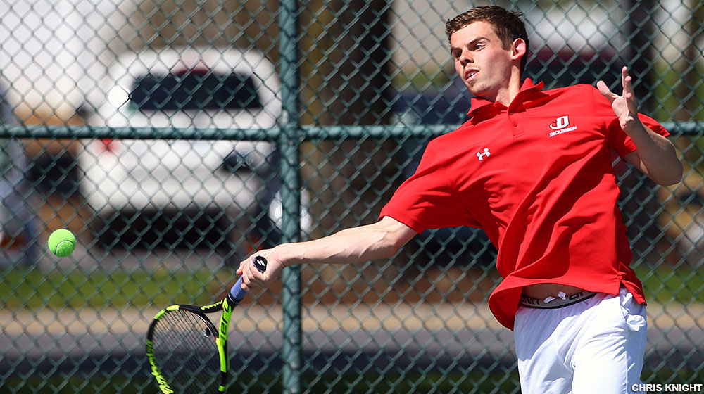 Red Devils Close Out Break With Thrilling 5-4 Win