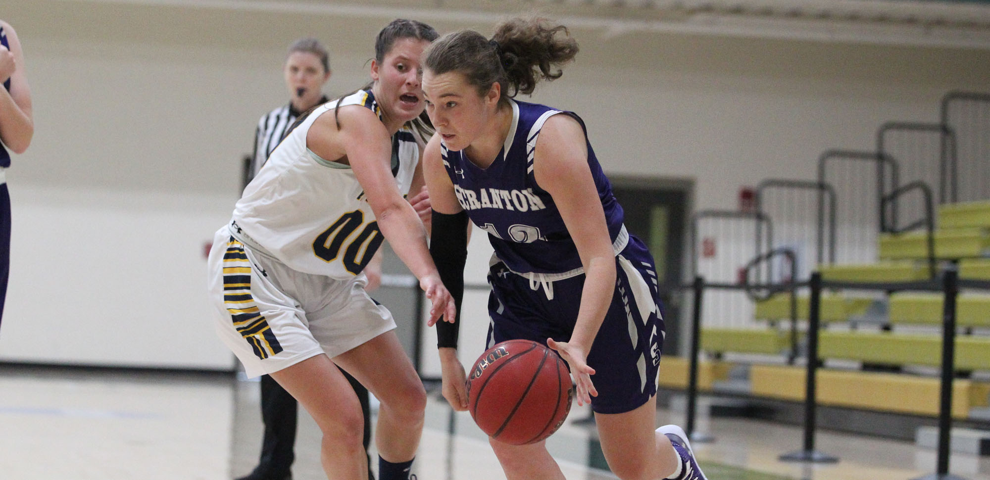 For the second time in three games, senior Bridgette Mann scored over 20 points, finishing with 26 to lead the Lady Royals to a comfortable 66-53 win at Elizabethtown on Saturday.