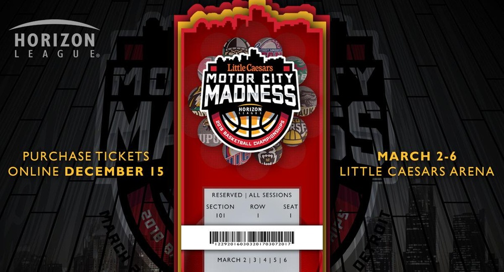 Tickets on Sale Now for 2018 Little Caesars Horizon League Basketball Championships