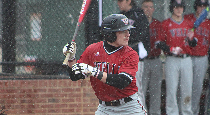 Wells Baseball Drops Close Game In Season Debut