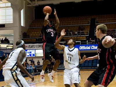 CUA ranked 15th in this week's D3Hoops.com Top-25 poll