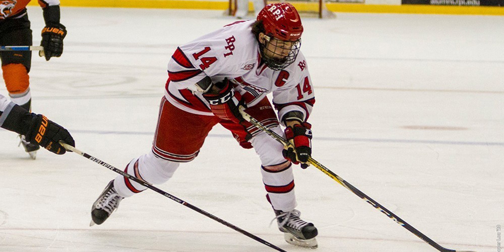 No. 16 St. Lawrence Edges RPI