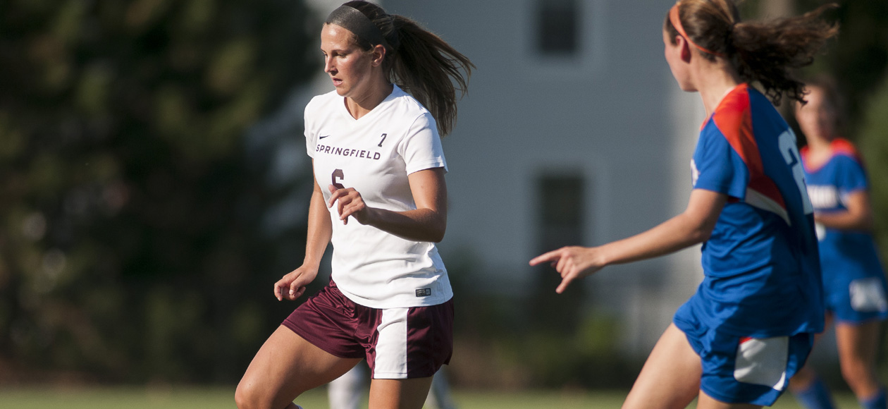 Women's Soccer Prevails Over Babson, 1-0, in NEWMAC Championship Rematch