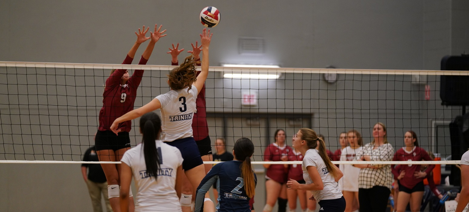 Season ends with loss to Cougars for women's volleyball