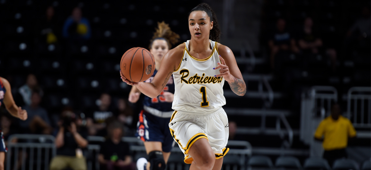 Summers Drops 19 Points; UMBC Falls to Hartford 66-52