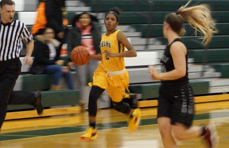 Holland Leads with 22 Points in Friday Night Meeting at Alfred
