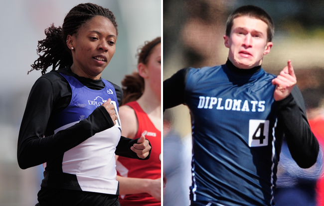 Crawley, Michaelis Earn USTFCCCA All-Academic Honors