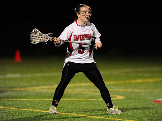 Women's lacrosse battles Rowan in final non-conference game of season