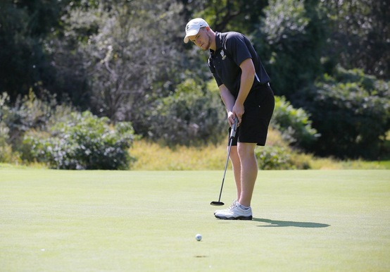 MEN'S GOLF PLAYS WELL ON DAY 2 OF GNAC CHAMPIONSHIP