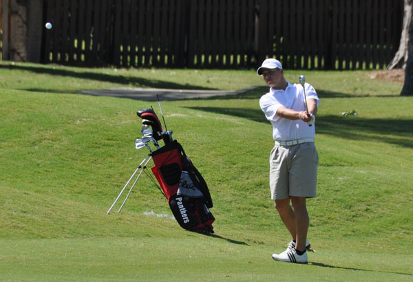 Golf: Panthers finish tied for fourth at Pine Needles Intercollegiate