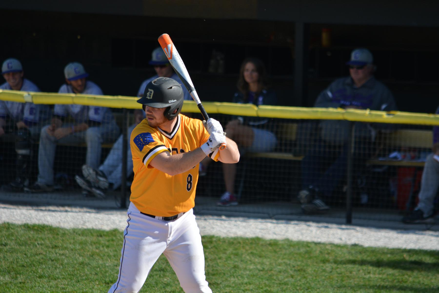 Baseball Opens Season With 6-5 Win