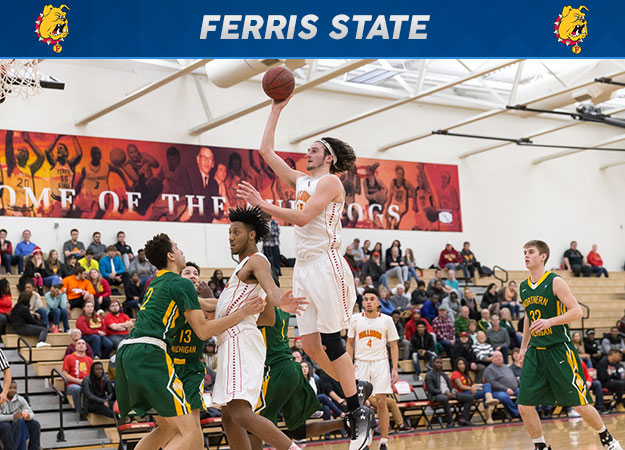 Ferris State's Hankins Tabbed to NABC Coaches' All-America First Team