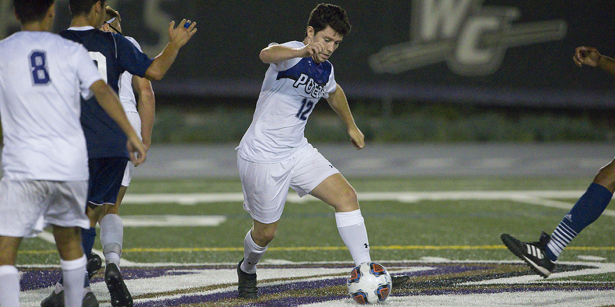 Poets fall to Stags on golden goal