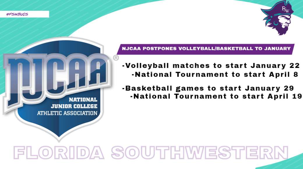 NJCAA Pushes Volleyball/Basketball to January Starts