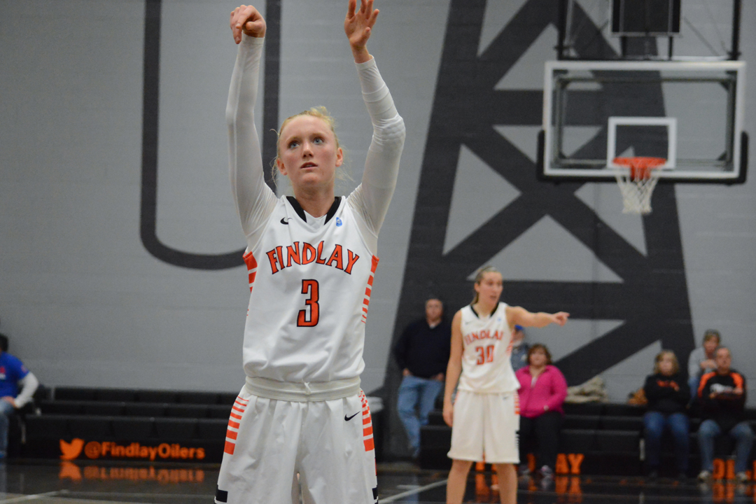 Oilers Face Gannon/IPFW this Week on the Road