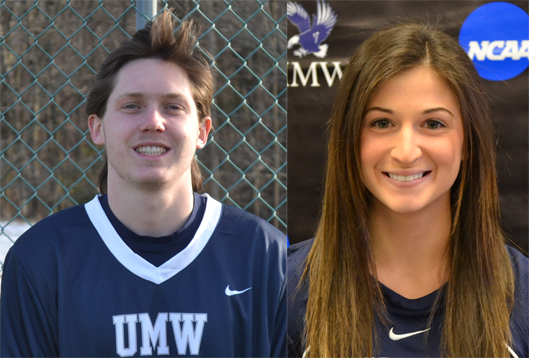 UMW's Bohlinger, Petrucelli Named CAC Lax Players of the Week