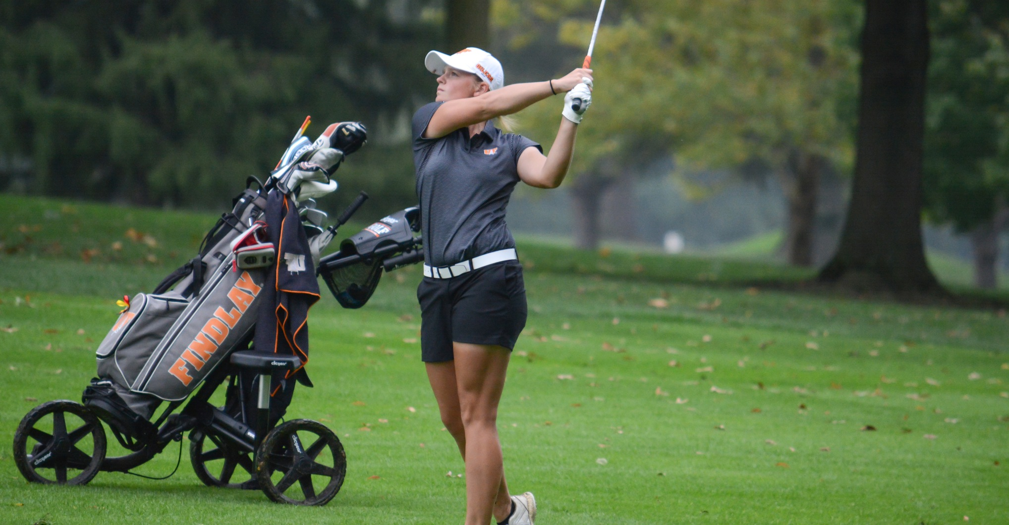 Findlay in Second Through One Round at William Beall Fall Invite