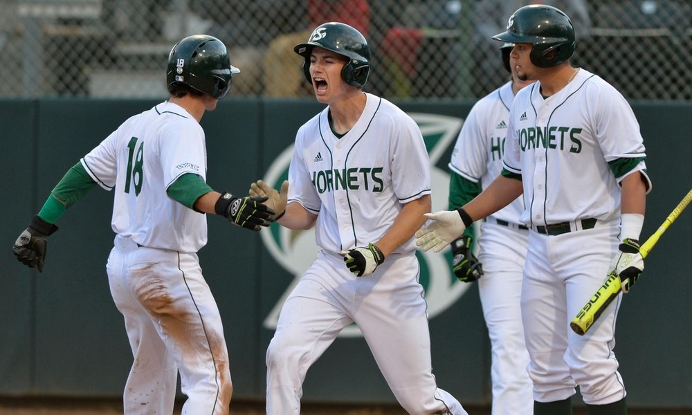 BASEBALL OPENS SEASON WITH DOUBLEHEADER SWEEP OF WASHINGTON STATE