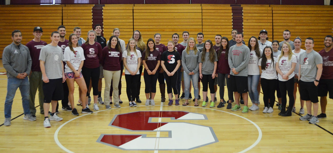 Student Athlete Leadership Team (S.A.L.T.)