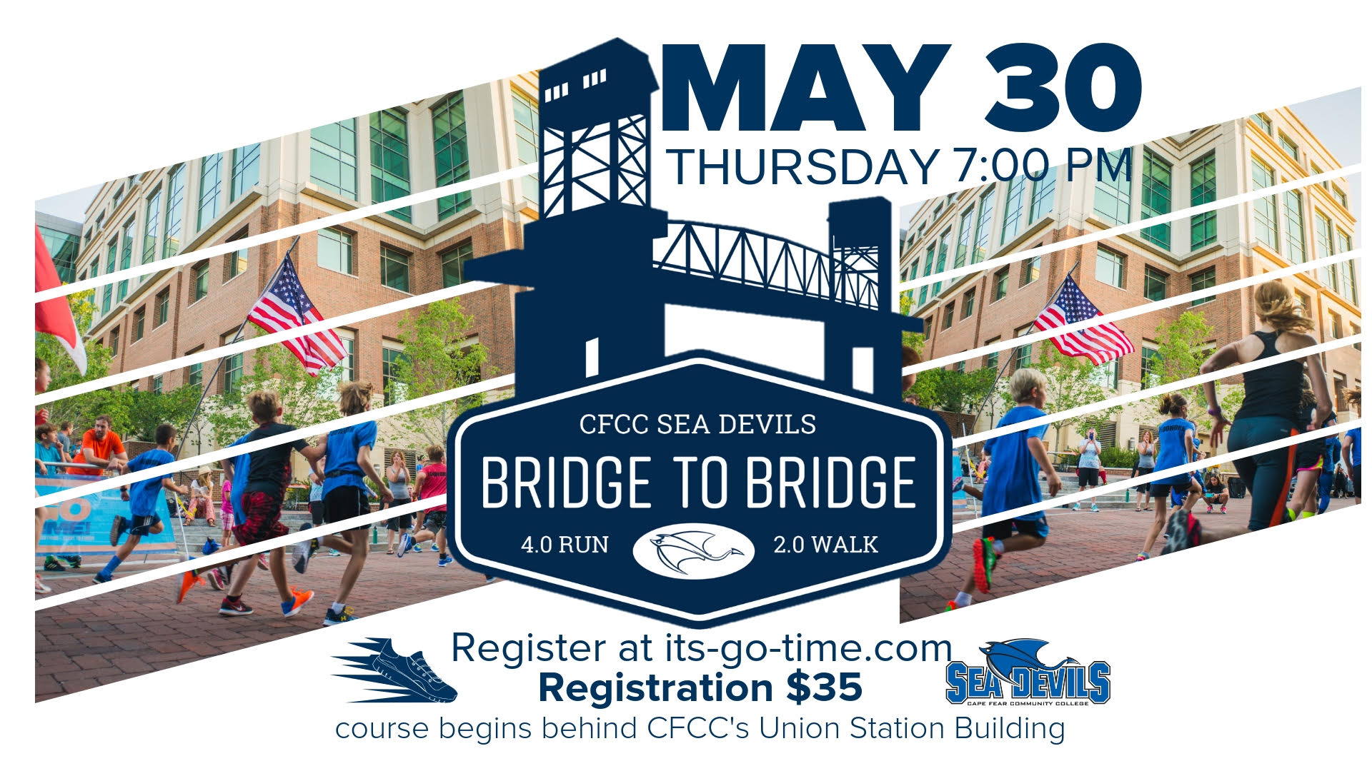 Sign Up Now! Great Race for a Great Cause