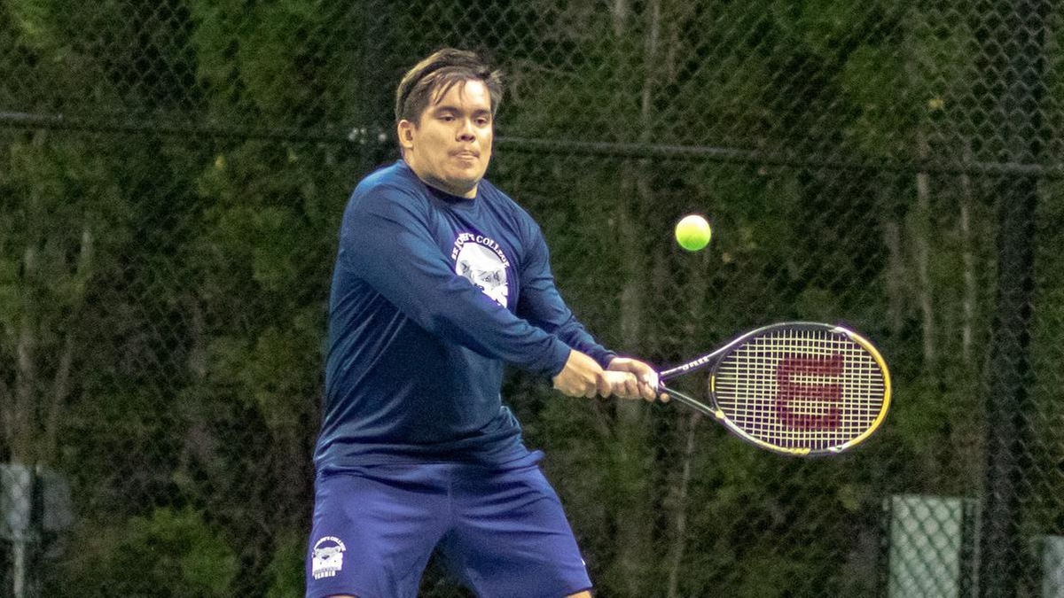 Men's Tennis Bypassed by Farmingdale