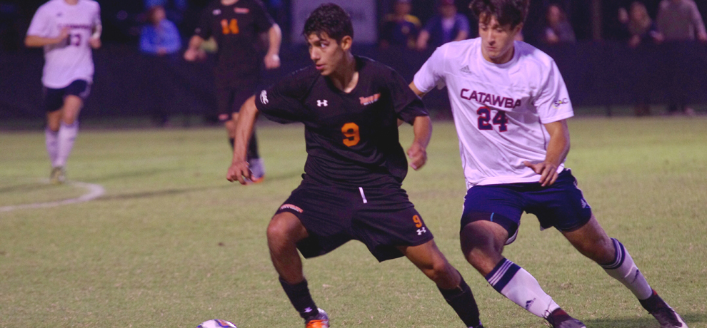 Cervantes nets two as Pioneers defeat Catawba, 3-1