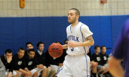 Men's Basketball Roll Past Norwich 78-58