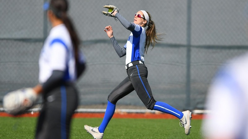Softball Drops NEC Opener to RMU Saturday