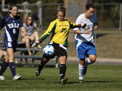 Women's Soccer Keeper Caity Casey Named WPSL Co-Player of the Week