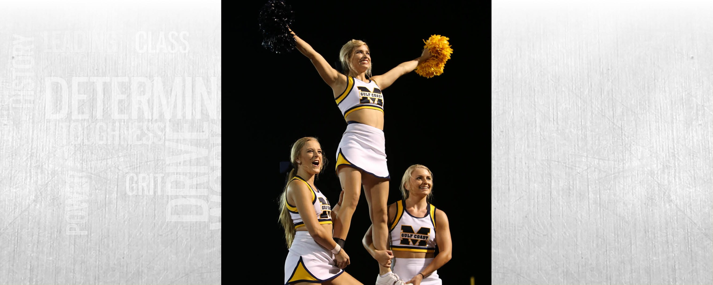 MGCCC offers College Cheer Prep Clinics