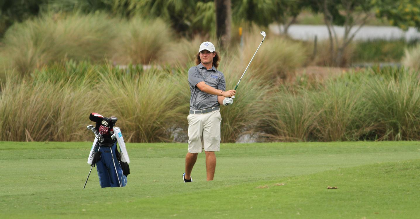 Men's Golf Competing at Otter Invitational