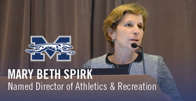 Moravian Promotes Mary Beth Spirk to Director of Athletics & Recreation
