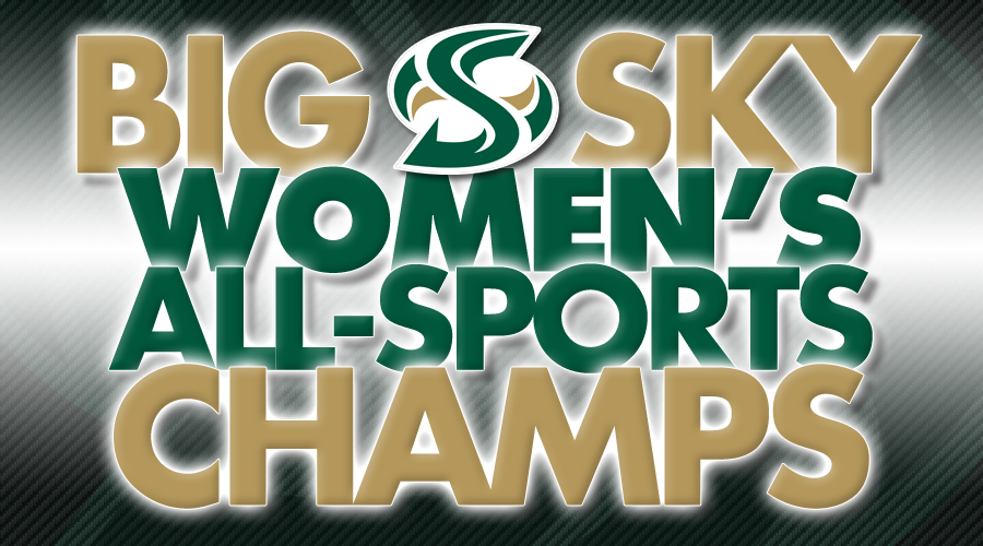 HORNET WOMEN WIN BIG SKY ALL-SPORTS TROPHY FOR THE FOURTH TIME IN FIVE YEARS