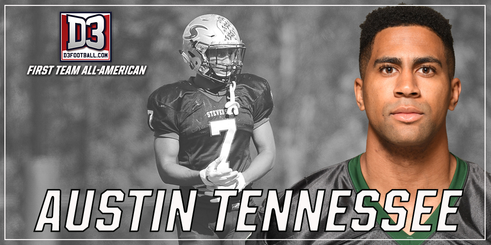 D3football.com Names Austin Tennessee First Team All-American