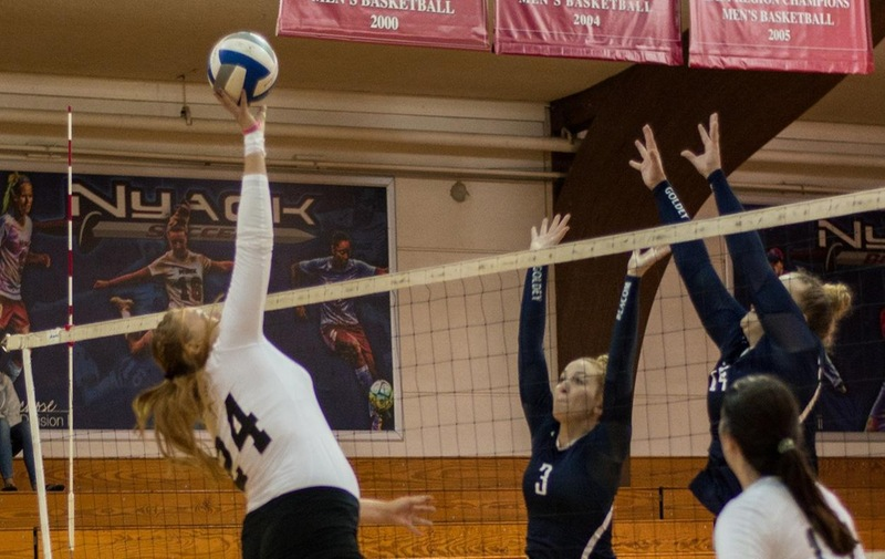 Zuhlke's 21 Kills Lift Nyack Over Post For Fifth Straight Win