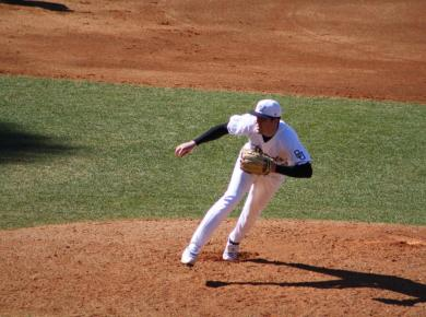 Petrels Lose to Amherst, 16-2