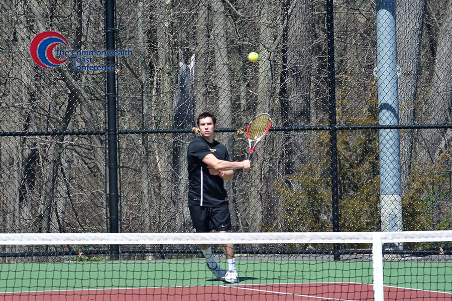 Men's Tennis Picked Seventh in CCC Preseason Poll