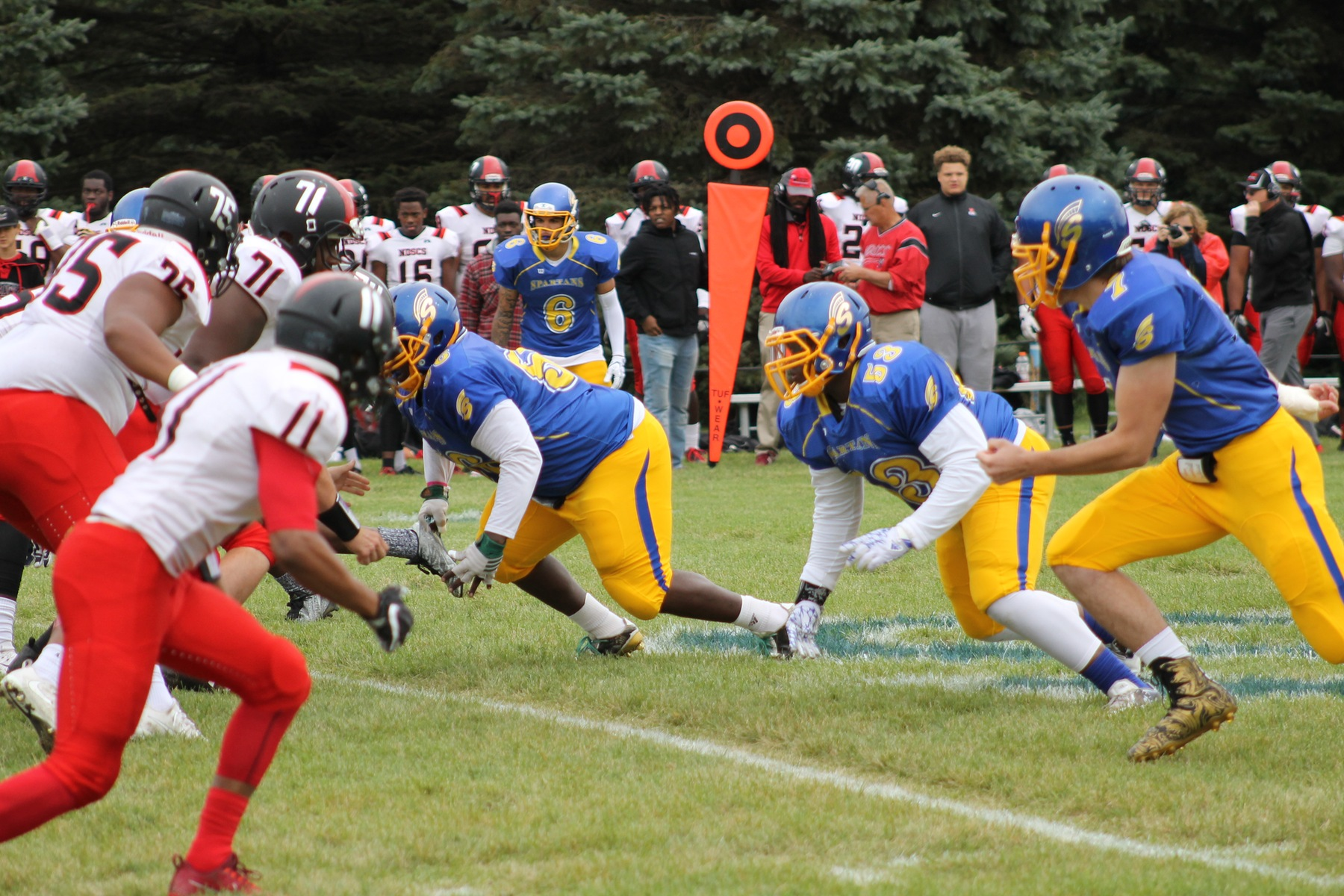 Spartans Close Out Season With Loss to CLC