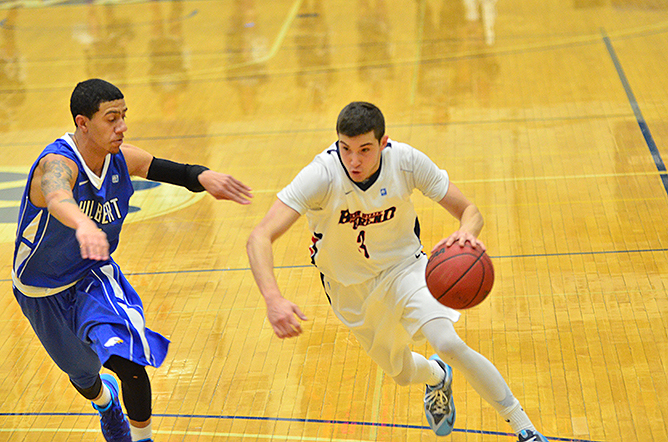 Men's Basketball Wins Fourth Straight Game