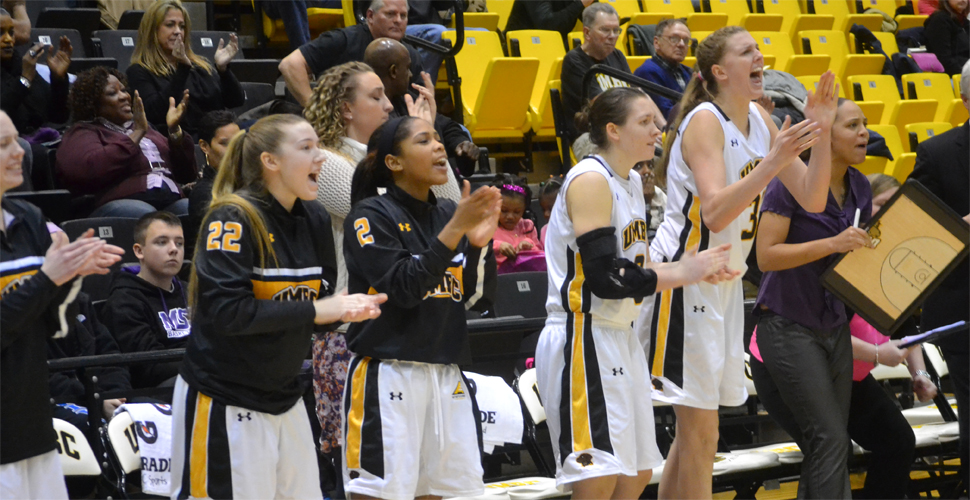 Women's Basketball Concludes First Half of Conference Slate at Albany