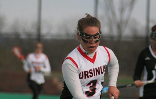 Women's Lacrosse outlasts Rowan, 13-6