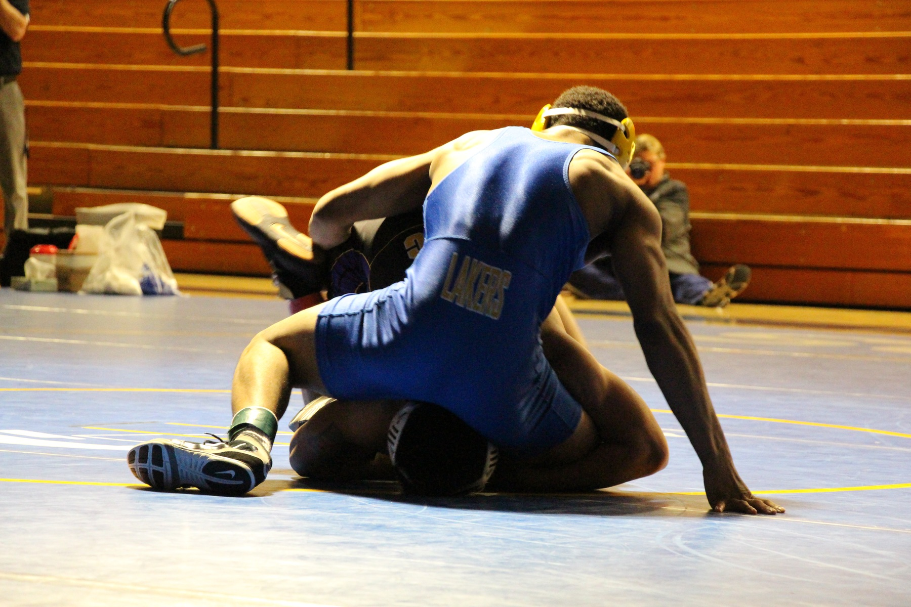 LAKER WRESTLING OPENS SEASON AT YELLOWJACKET OPEN