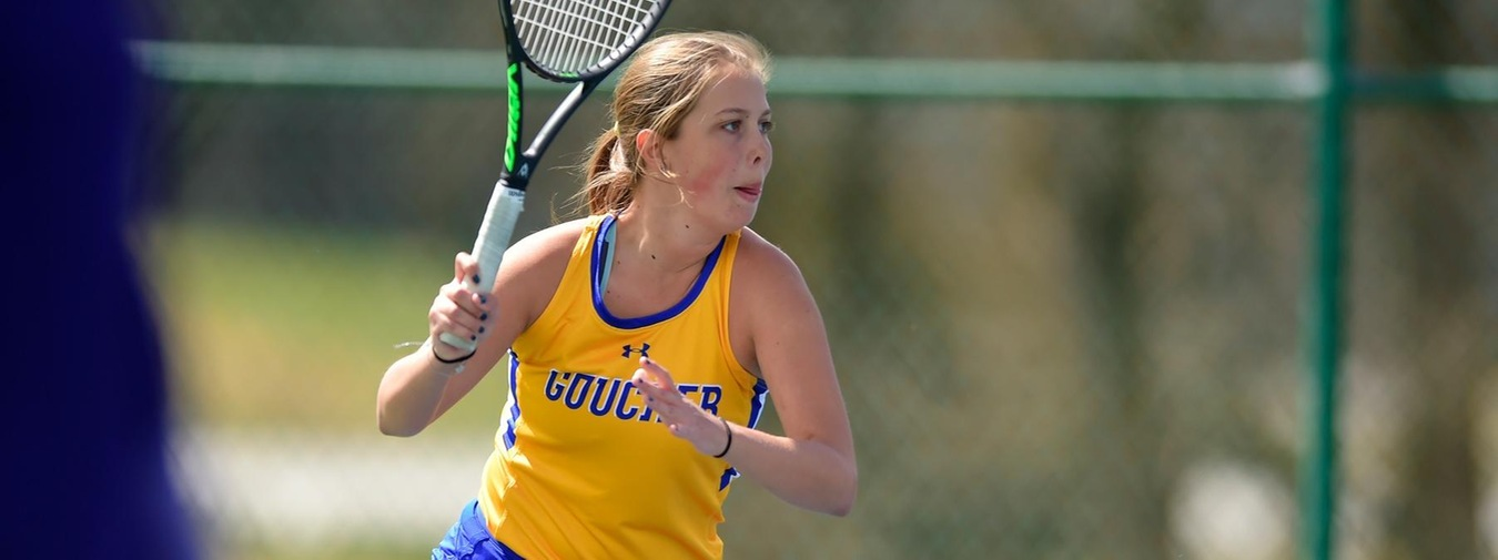 Goucher Women's Tennis Earns Fourth-Straight Win With Victory Against Juniata