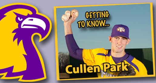 Getting to Know: Golden Eagle pitcher Cullen Park