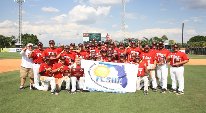 Polk State Eagles Earn JuCo World Series Berth