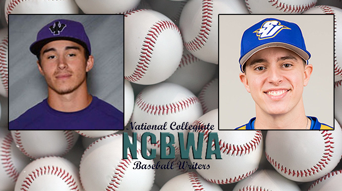 SLIAC Duo Take Top NCBWA Honors