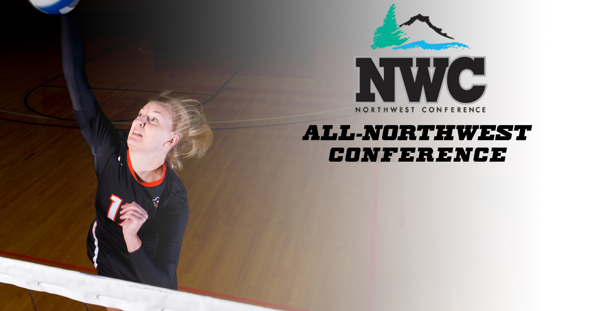 Meyer selected All-Northwest Conference